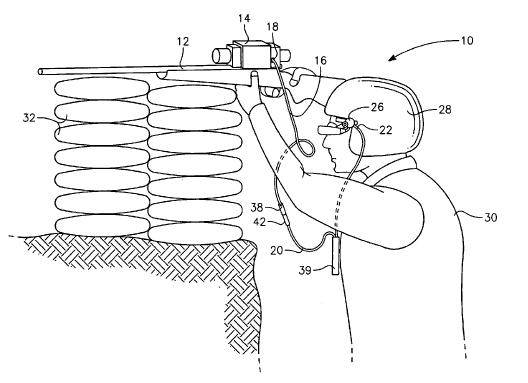 Army Patent for better night scope