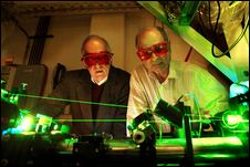 Photon Splitting Lasers