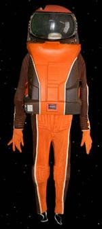 Spock Spacesuit