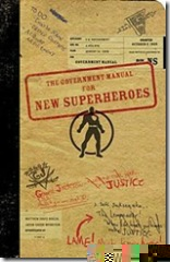Gov't Manual for New Superheroes