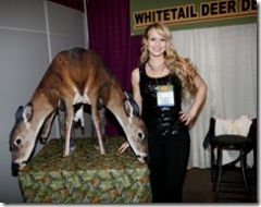 Field and Stream Booth Babes 3
