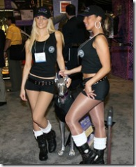 Field and Stream Booth Babes 4