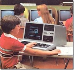 TRS-80 at school