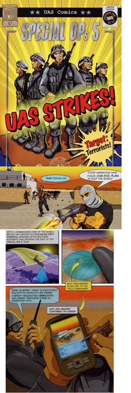 Special Ops Comic