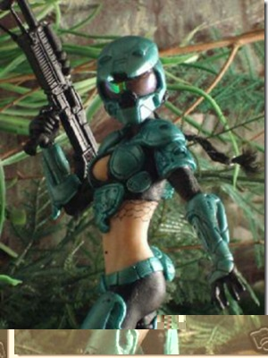 Master Chief as a chick