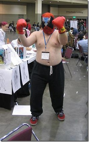cosplay gone wrong