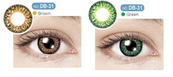 Anime Contact Lenses 2