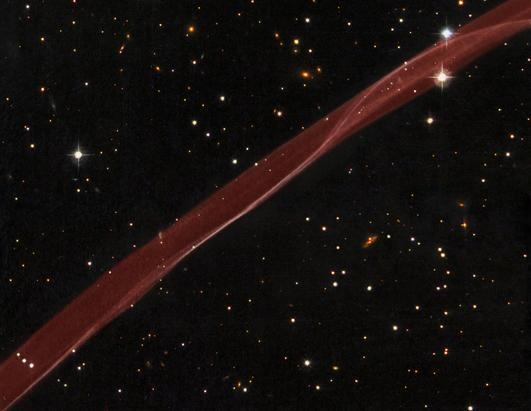 Hubble - Super Nova Ribbon