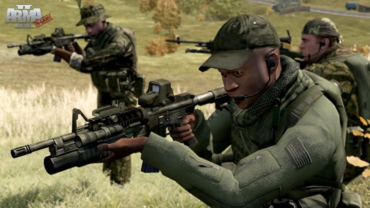 how to change name in arma 3