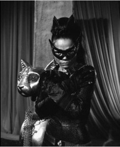 Cat Woman - Eartha Kitt 1