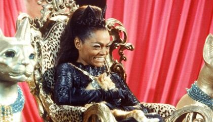 Cat Woman - Eartha Kitt 2