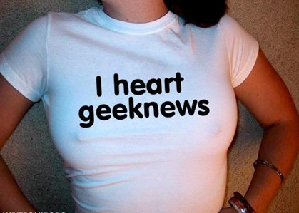 I love geeknews