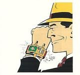 Dick Tracy Watch Phone