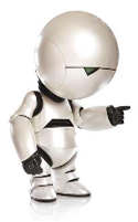 Marvin the Paranoid Android - Hitchiker's Guide to the Galaxy