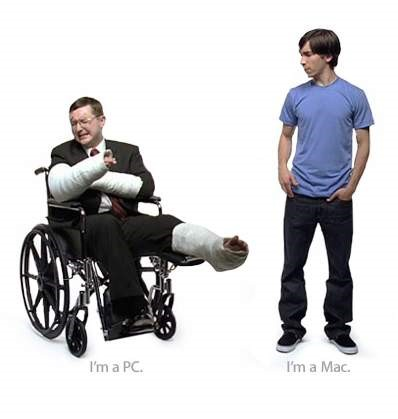 Sad PC Users