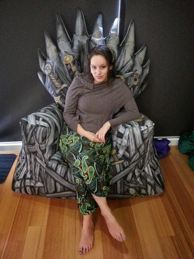 game of thrones beanbag