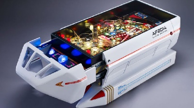 star trek table pinball machine